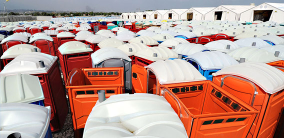 Champion Portable Toilets in Suffolk, VA